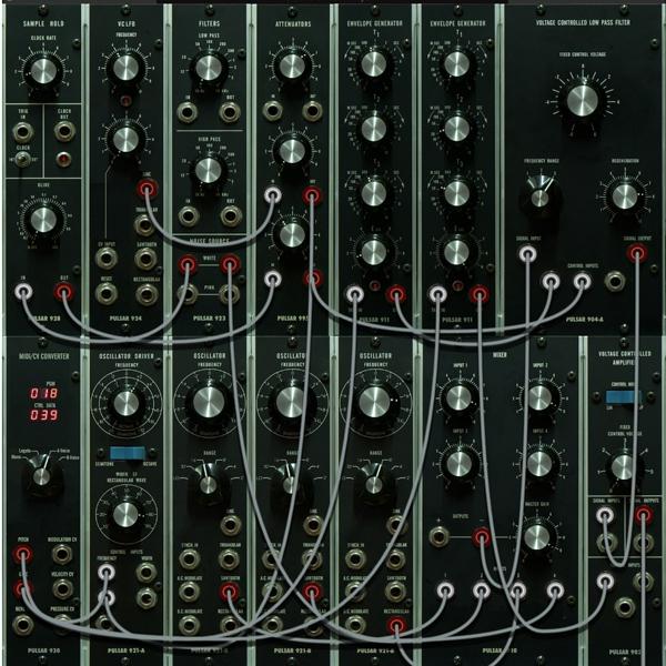 Pulsar 900 Series Modular Synthesizer